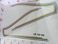 Strisce ornamentali SERBATOIO DECORO SERBATOIO DECORO Serbatoio Strisce Ornamentali HONDA CB 750 Four k6 decals