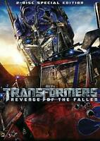Transformers: Revenge of the Fallen (Two-Disc Special Edition) -  EACH DVD $2 BU