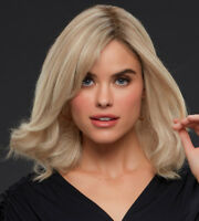 CARRIE Human Hair Wig JON RENAU, Average or Petite, ANY COLOR + CA BLONDES! NEW