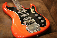 1963 Burns Jazz Split Sound original vintage guitar