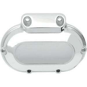 Chrome 6 Speed Transmission End Side Cover Harley Touring Softail Dyna 06-16