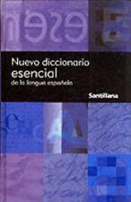 Nuevo Diccionario Esencial de La Lengua Espanola Reference