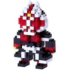 Kawada Nanoblock NBTN_010 Kamen Rider Wizard Flame Style 210pcs