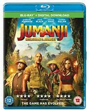 Jumanji Welcome To The Jungle [Bluray] [2017] [DVD]