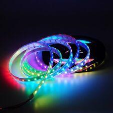 1m 5m ws2812 ws2811 5050 RGB Lichtschlauch Licht Schlauch Lichterkette leiste 5V