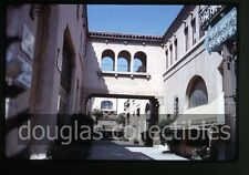 1963 35mm amateur  Kodachrome Photo slide Santa Barbara CA La Arcada