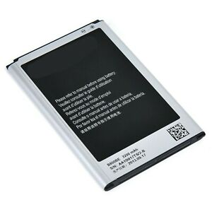 New Genuine Replacement Battery For Galaxy Note 3 N9000 B800BC 3200mAh