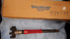 New Old Stock OMC BALL GEAR SHAFT PART NUMBER 384552 OR 979739