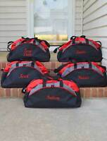 Personalized Duffle Bag, Gym Bag, Groomsmen Gift