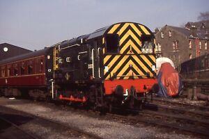 35mm RAILWAY SLIDE: CLASS 08: D3336