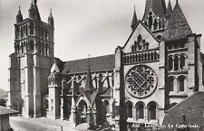 AK Lausanne. La Cathédrale