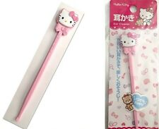 SANRIO HELLO KITTY KAWAII Hole Cleaning of Ear Pick Good feel AIRMAIL JAPAN