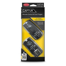 Hahnel Captur Remote Control & Flash Trigger - Sony Multi Interface