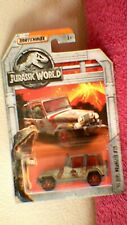 "Matchbox - 1-125 ""Jurassic World"" - '93 Jeep Wrangler #29 - Matt Grey-Beige"