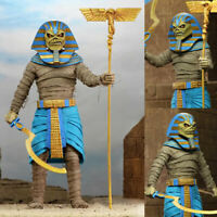 Iron Maiden Pharoah Eddie Retro Clothed 8-Inch Action Figure* PREORDER*