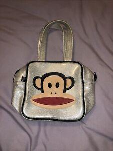 Paul Frank Tote Bag Silver