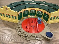 Thomas the Train Tidmouth Sheds + Turntable Trackmaster * 1 pole