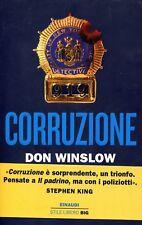 Winslow Don CORRUZIONE