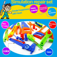 32x Children Repair Tools Toy Kids Role Play Maintenance Toy Set Educational