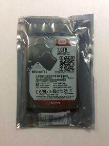 "WD Red Western Digital 1TB 2.5"" NASware 3.0 WD10JFCX Hard Drive - Sealed"