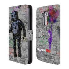 Fundas LG piel para teléfonos móviles y PDAs
