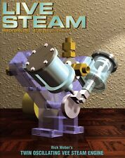 Live Steam V37 N 2 March/April 2003 Twin Oscillating Vee Steam Engine