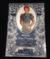 Peck-Gandre Prince Charming Paper Doll Sealed Unopened Uncut