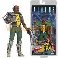 "NECA Aliens - Apone 7"" Action Figure Alien Space Marine Movie Series 13 New"