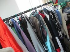 LADIES CLOTHES GRADE A,SIZE 12 upwards , 50 items spring/summer /autumn vgc