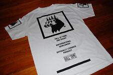 NEW Hall of Fame Top Dog Streetwear Graphic T-shirt (Medium)