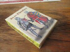 Jeu de 54 cartes à jouer Les chevaliers illustré par Patrick Dallanegra