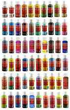 Craft Smart Acrylic Paint Lot 60 2 Fl. Oz Bottles Paint Set Art Supplies