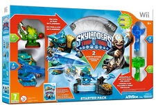 Skylanders Trap Team Starter Pack Nintendo Wii It Import ACTIVISION Blizzard