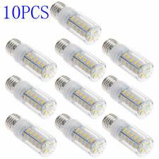10x E27 7W 5730SMD 650LM 3000-3500K Lights LED Corn Bulbs AC220-240V Warm White