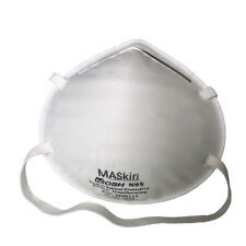 5 pc Maskin Advaced N95 Particulate Respirator Mask Free Shipping