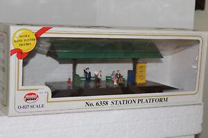Model Power #6358 Station Platform