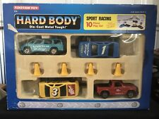 Tootsietoy 1992 Hard Body 10 Piece Play Set NIB