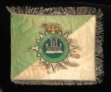 FRENCH BULLION STANDARD OF THE 602nd G.C.R. (INDOCHINE PERIOD 1940'/50's)