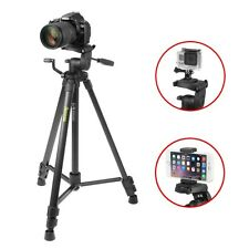 """iKross 61"""" Portable Tripod Stand w/Bag For DSLR Camera Camcorder CellPhone GoPro"""