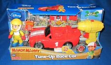 Fisher Price Handy Manny Tune Up Race Car  P9838 **NEW**