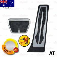 AUTO Foot Pedal Covers for BMW E70 E71 E72 F15 F16 F48 G30 G31 G11 G12 NON-DRILL