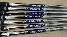 Shafts Project X 5.0 (taper 0.355) - 7 shafts -