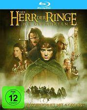DER HERR DER RINGE, DIE GEFÄHRTEN (Blu-ray Disc) NEU+OVP