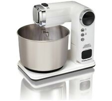 MORPHY RICHARDS ACCENTS 300 W 6 SPEED 3.5 LTR TOTAL CONTROL FOLDING STAND MIXER