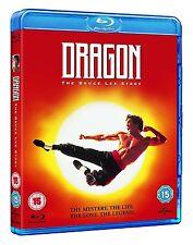 DRAGON - THE BRUCE LEE STORY (1993) BLU RAY REGION FREE NEW & SEALED