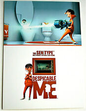 Despicable Me 35mm Cell Wall Board New LE SeniType Official Film Frame Vector