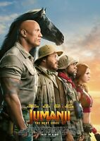 Jumanji The Next Level original XL Kinoplakat 2019 DIN A1 Poster Neu Gerollt