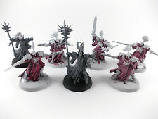 Knight Incantor + 6 x Evocators der Stormcast Eternals - teilw. bemalt -