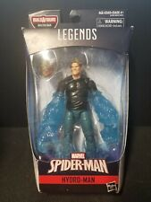 "Marvel Legends Series Spider-Man HYDRO-MAN 6"" Build a Figure Action Figure NIB"