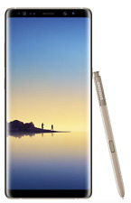 Samsung Galaxy Note 8 SM-N950F 64GB Maple Gold NEU OVP